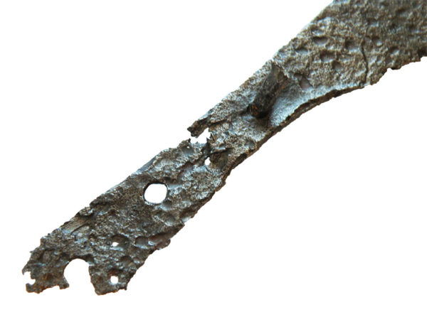 Iron Age Celtic dagger
