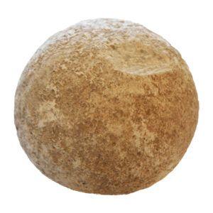 Roman ballista ball