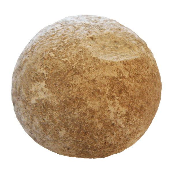 Roman stone ballista ball