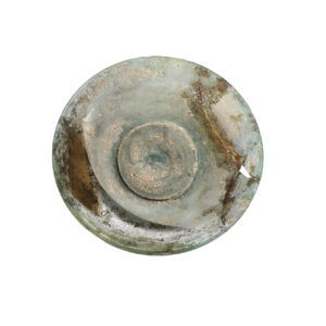 Roman glass dish