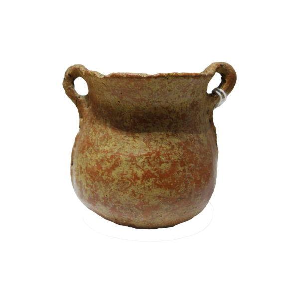 Bronze Age pottery jar
