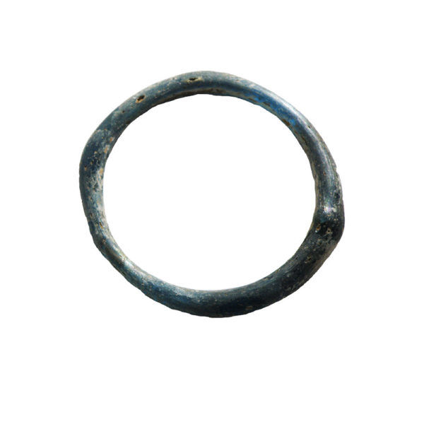 Roman glass bangle