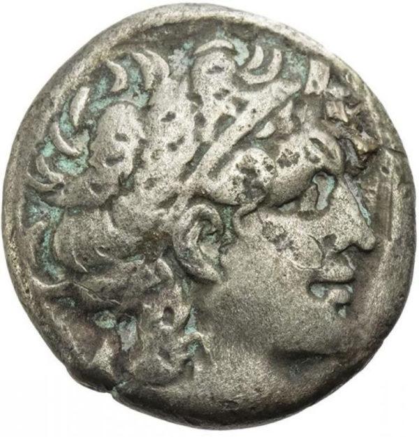 Ptolemaic Kingdom, Cleopatra VII Philopator, Tetradrachm - Obv