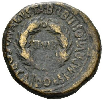 Roman Empire, Augustus, As - Rev