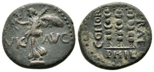 Roman Provincial, Augustus, AE