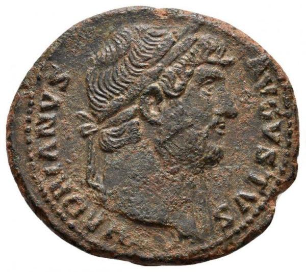 Roman Empire, Hadrian, As - Obv