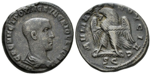 Roman Provincial, Herennius Etruscus, Tetradrachm