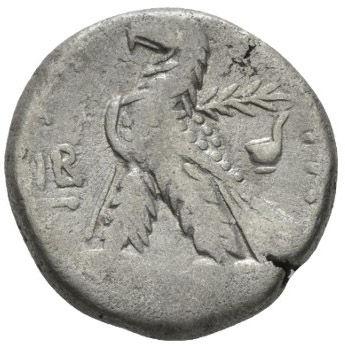Roman Provincial, Nero, Tetradrachm - Rev