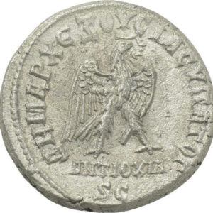 Roman Provincial, Philip I, Tetradrachm - Rev