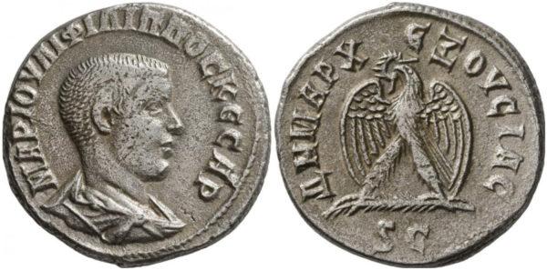 Roman Provincial, Philip II, Tetradrachm