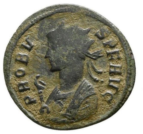 Roman Empire, Probus, Antoninianus - Obv