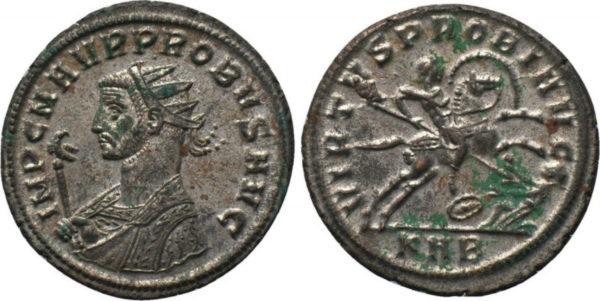 Roman Imperial, Probus, Antoninianus