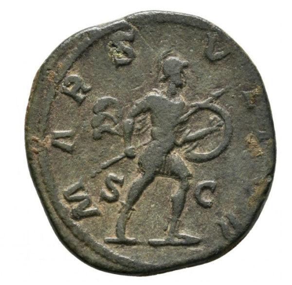 Roman Empire, Severus Alexander, Sestertius - Rev