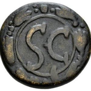 Roman Provincial, Tiberius, AE - Rev