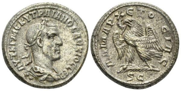 Roman Provincial, Trajan Decius, Tetradrachm