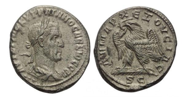 Roman Empire, Trajan Decius, Tetradrachm