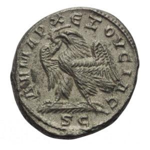 Roman Provincial, Trajan Decius, Tetradrachm - Rev