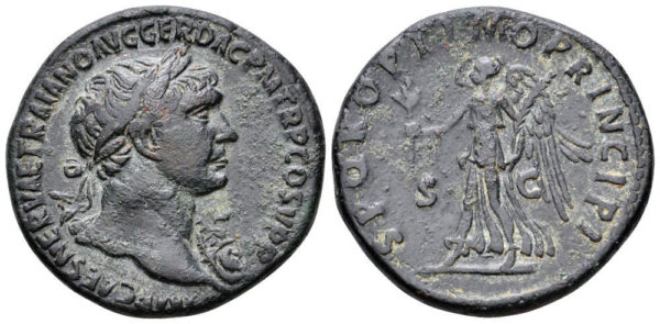 Roman Empire, Trajan, As