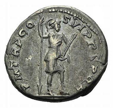 Roman Empire, Trajan, Denarius - Rev