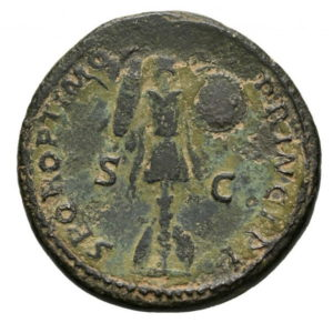 Roman Imperial, Trajan, Dupondius - Rev