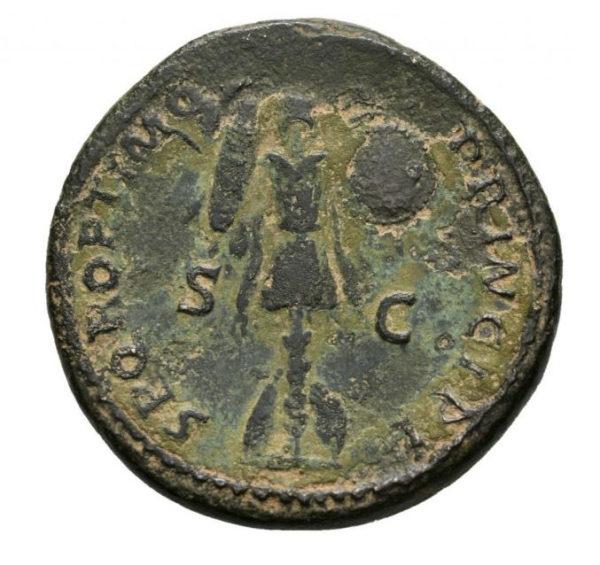 Roman Empire, Trajan, Dupondius - Rev
