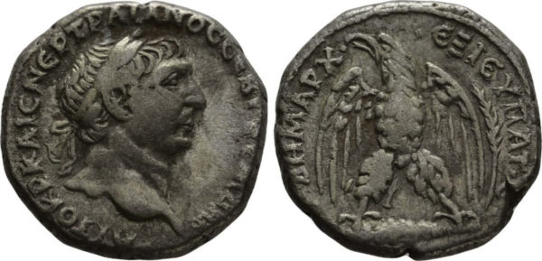 Roman Empire, Trajan, Tetradrachm