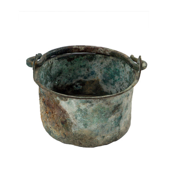 Roman bronze situla