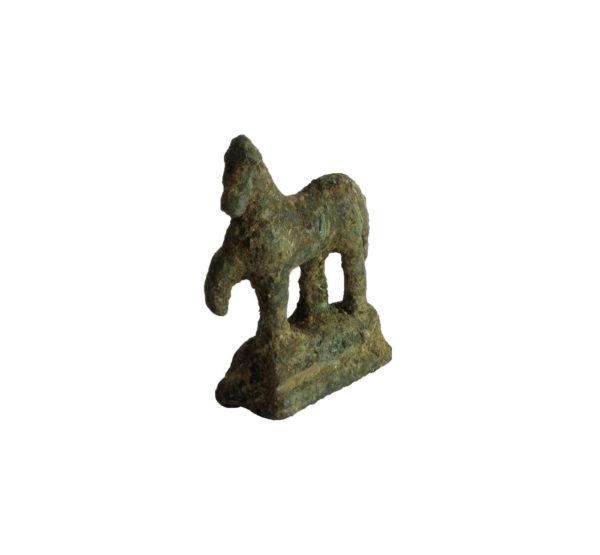 Roman statuette of a horse