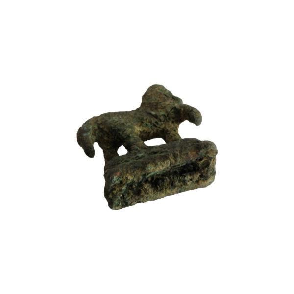 Roman bronze horse statuette