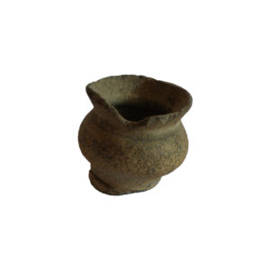 Gallo Roman terracotta cup