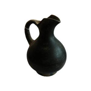 Gallo Roman terra nigra jar