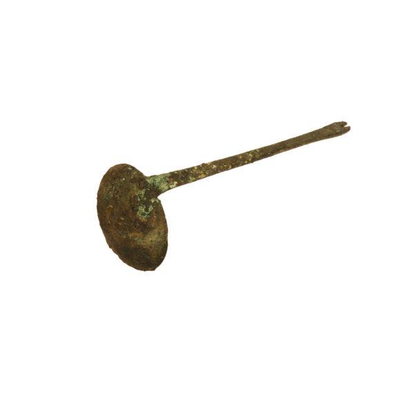 Roman bronze ladle