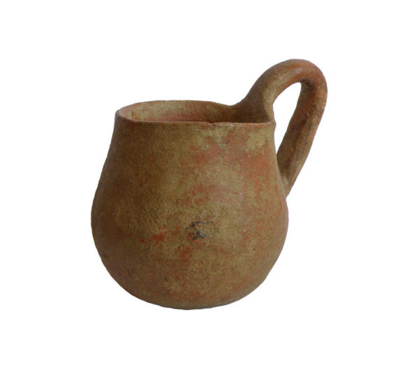 Bronze Age pottery cup