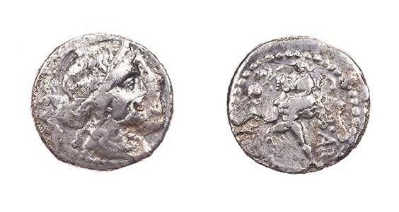 Roman Republican, Julius Caesar, Denarius
