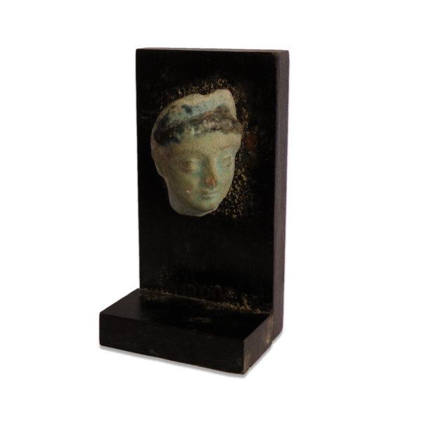 Egyptian female head