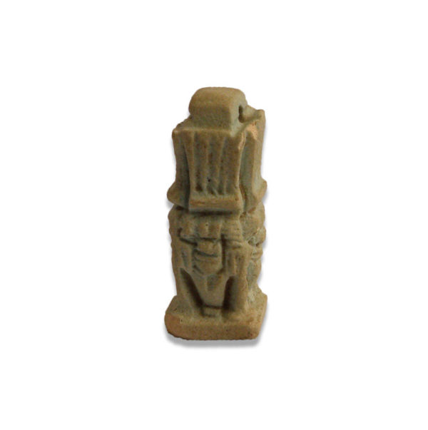 Egyptian four-sided Bes amulet