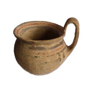 Greek Daunian olpe
