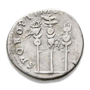 Roman Imperial, Trajan, Denarius - Rev