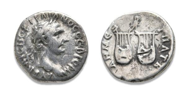 Roman Provincial, Trajan, Drachm