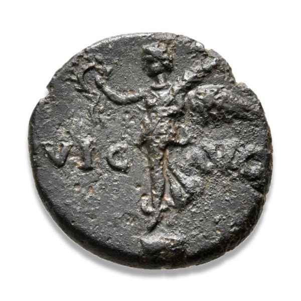 Roman Provincial, Augustus, AE - Obv