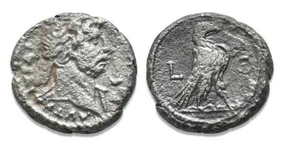 Roman Provincial, Hadrian, Tetradrachm