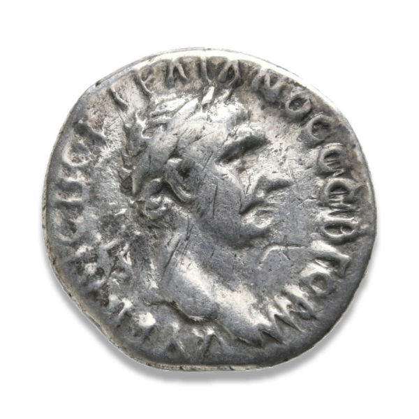 Roman Provincial, Trajan, Drachm - Obv