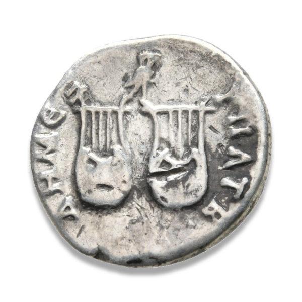 Roman Provincial, Trajan, Drachm - Rev