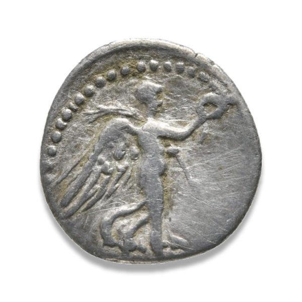 Roman Provincial, Vespasian, Hemidrachm - Rev