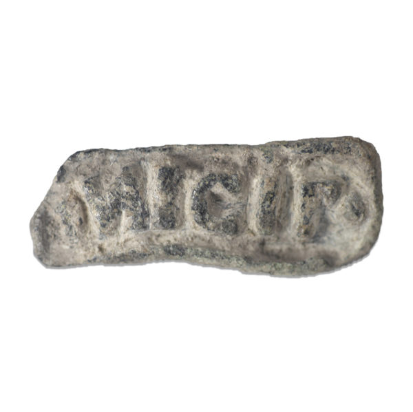 Late Roman / Byzantine bread stamp