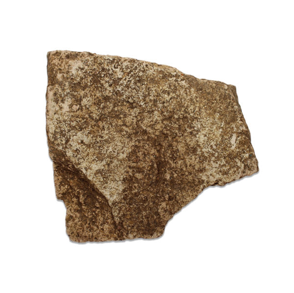 Roman brick with stamp
