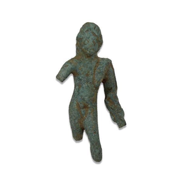 Roman statuette of Hercules