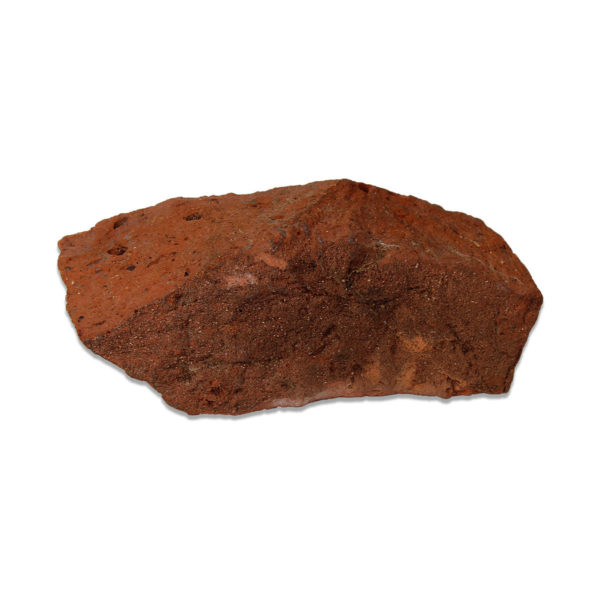 Roman brick with stamp inscribed