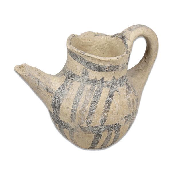 Bronze Age spouted jug
