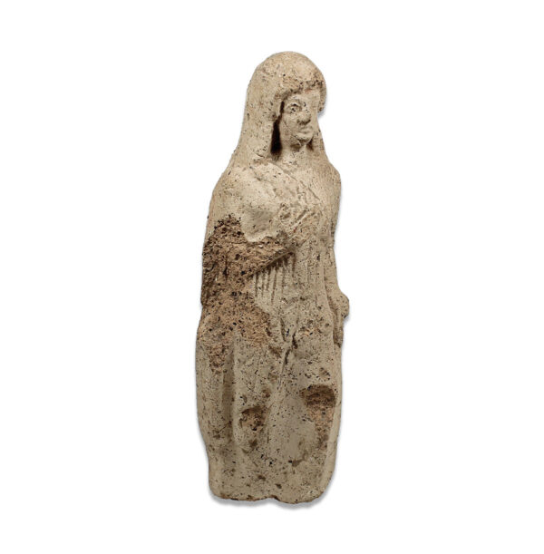Iron Age statuette of a Kore